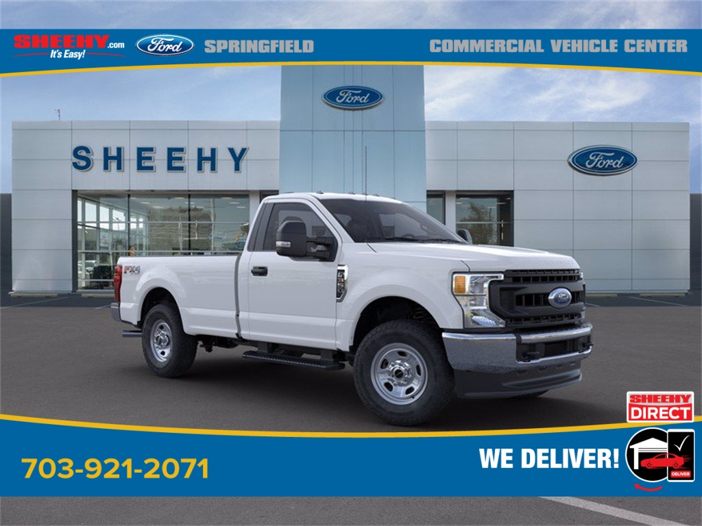 2020 Ford F-350 Regular Cab 4x4, Pickup #GE73333 - photo 1