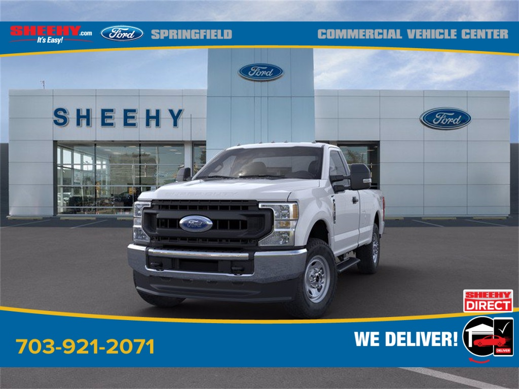 2020 Ford F-350 Regular Cab 4x4, Pickup #GE73333 - photo 5