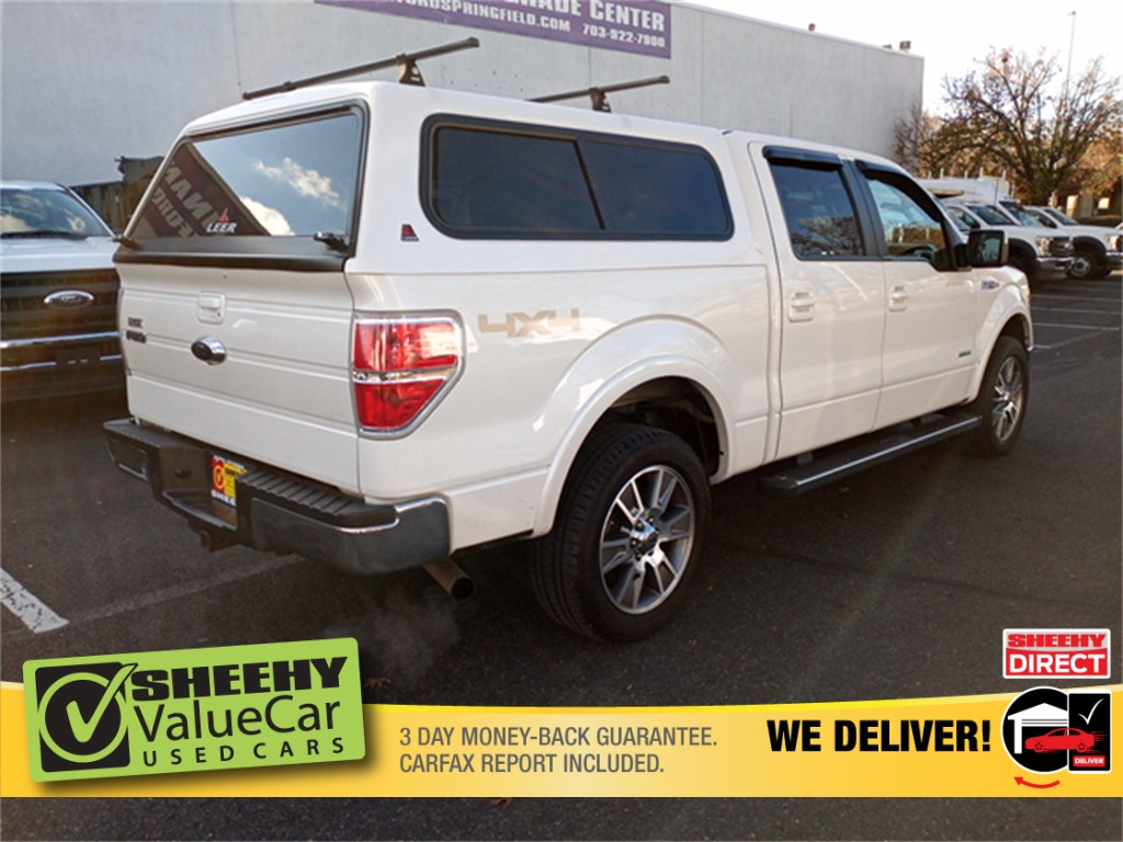 2014 Ford F-150 SuperCrew Cab 4x4, Pickup #GE73335A - photo 2