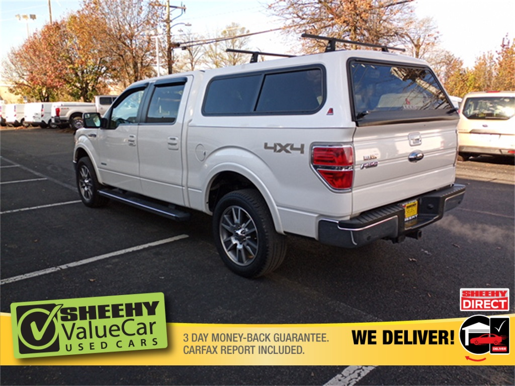 2014 Ford F-150 SuperCrew Cab 4x4, Pickup #GE73335A - photo 3