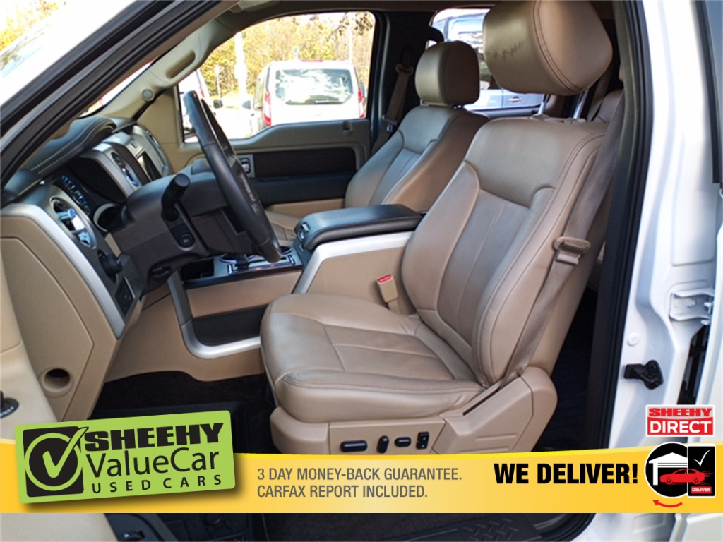 2014 Ford F-150 SuperCrew Cab 4x4, Pickup #GE73335A - photo 8