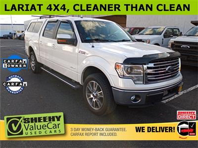2014 Ford F-150 SuperCrew Cab 4x4, Pickup #GE73335A - photo 1
