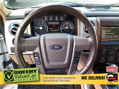 2014 Ford F-150 SuperCrew Cab 4x4, Pickup #GE73335A - photo 14