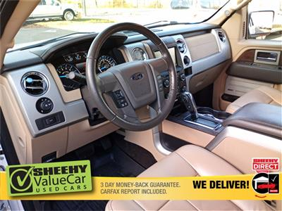 2014 Ford F-150 SuperCrew Cab 4x4, Pickup #GE73335A - photo 9