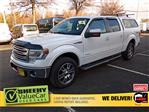 2014 Ford F-150 SuperCrew Cab 4x4, Pickup #GE73335A - photo 4