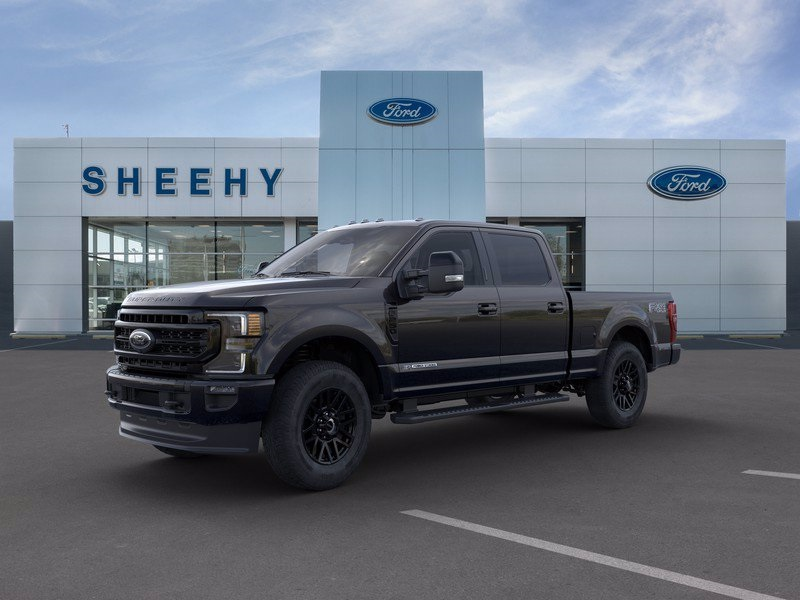 2020 Ford F-250 Crew Cab 4x4, Pickup #GE73337 - photo 4