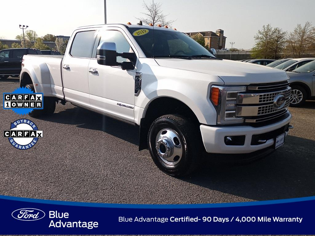 2019 F-350 Crew Cab DRW 4x4,  Pickup #GE80932 - photo 1