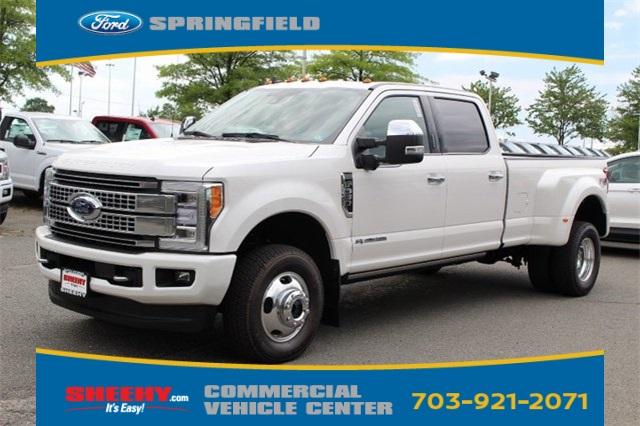 2019 F-350 Crew Cab DRW 4x4,  Pickup #GE80932 - photo 4