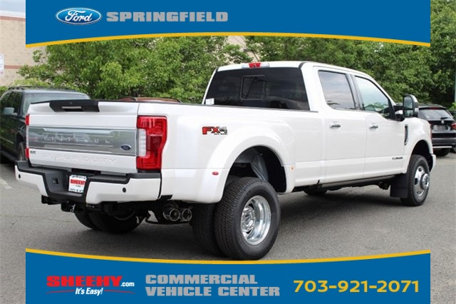 2019 F-350 Crew Cab DRW 4x4,  Pickup #GE80932 - photo 2