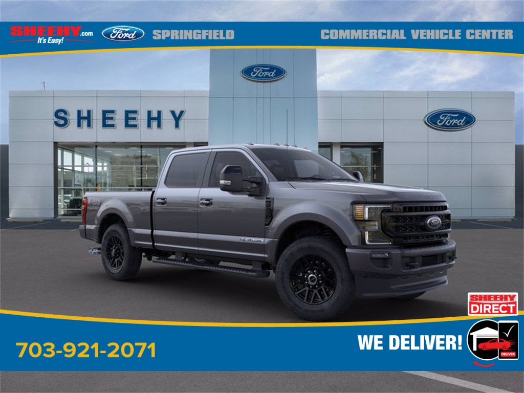2020 Ford F-250 Crew Cab 4x4, Pickup #GE82670 - photo 1