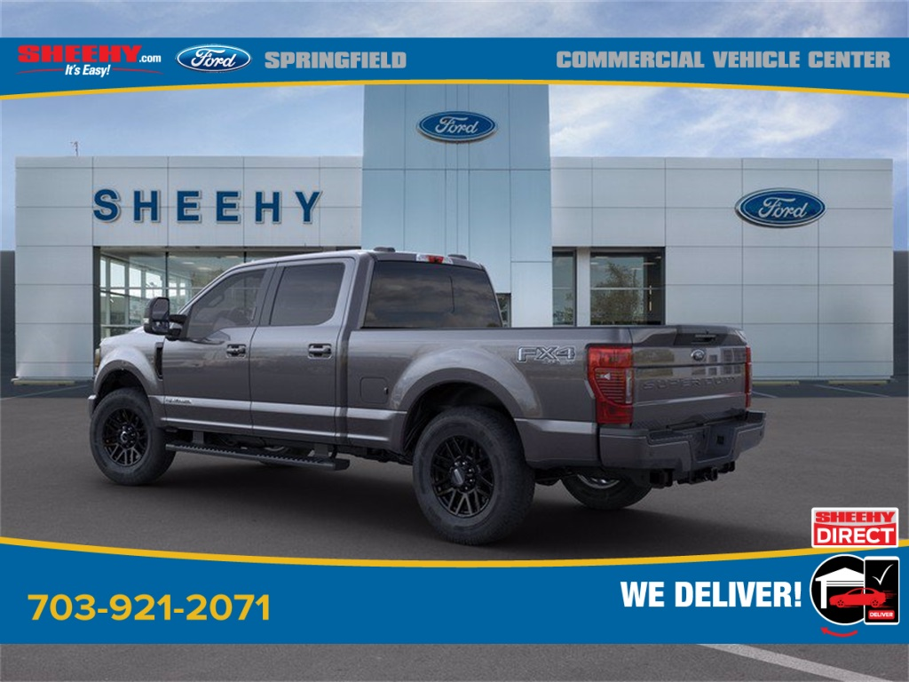 2020 Ford F-250 Crew Cab 4x4, Pickup #GE82670 - photo 7