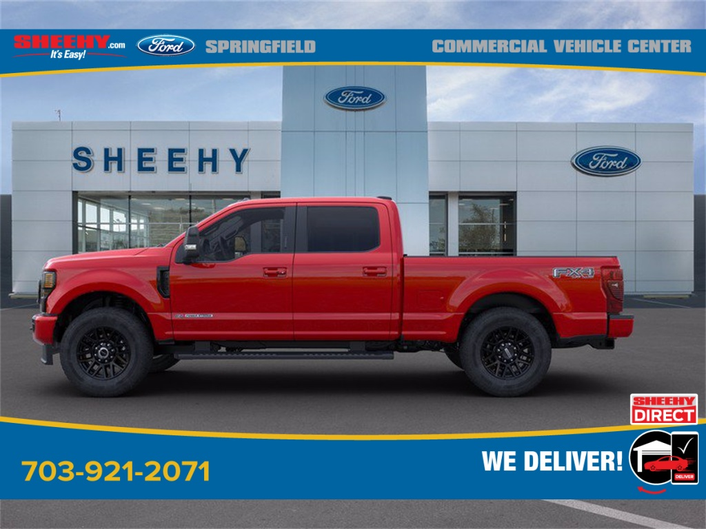 2020 Ford F-250 Crew Cab 4x4, Pickup #GE82673 - photo 6
