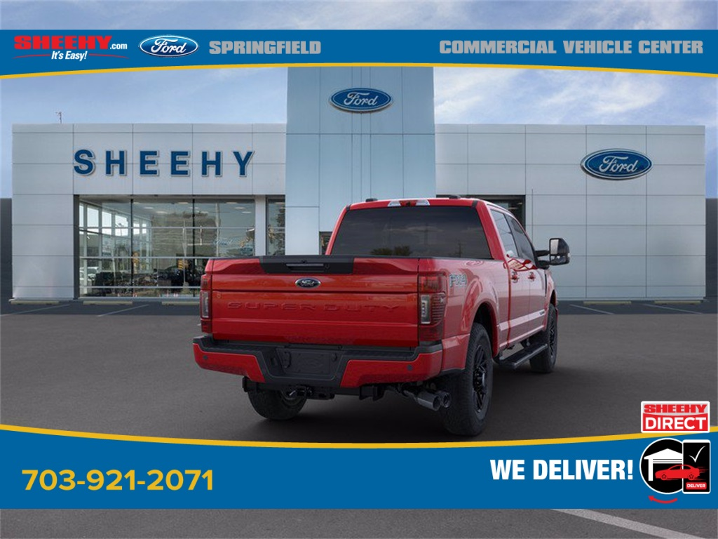 2020 Ford F-250 Crew Cab 4x4, Pickup #GE82673 - photo 2