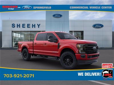 2020 Ford F-250 Crew Cab 4x4, Pickup #GE82673 - photo 1
