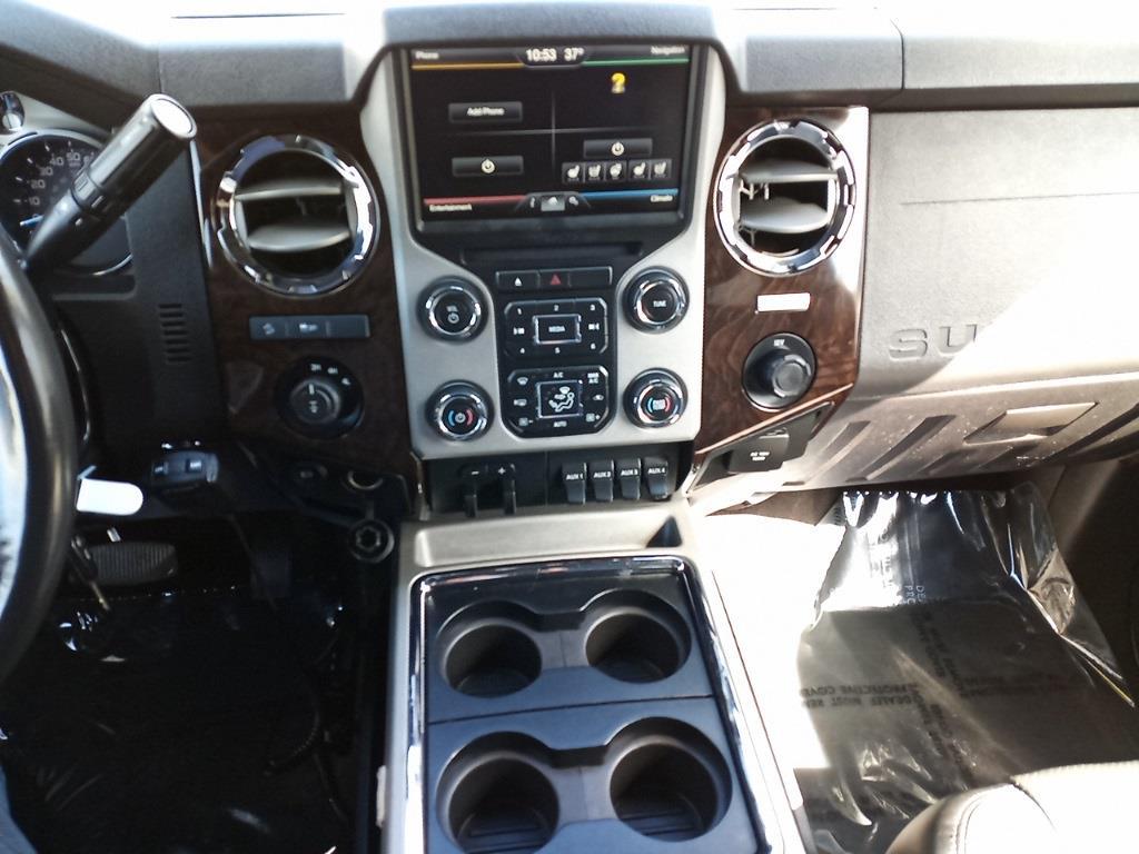 2016 Ford F-250 Crew Cab 4x4, Pickup #GE82673A - photo 19