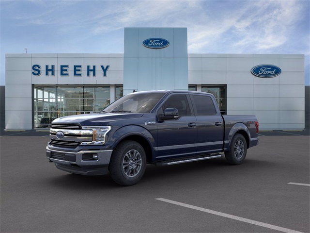 2020 Ford F-150 SuperCrew Cab 4x4, Pickup #GE85397 - photo 4
