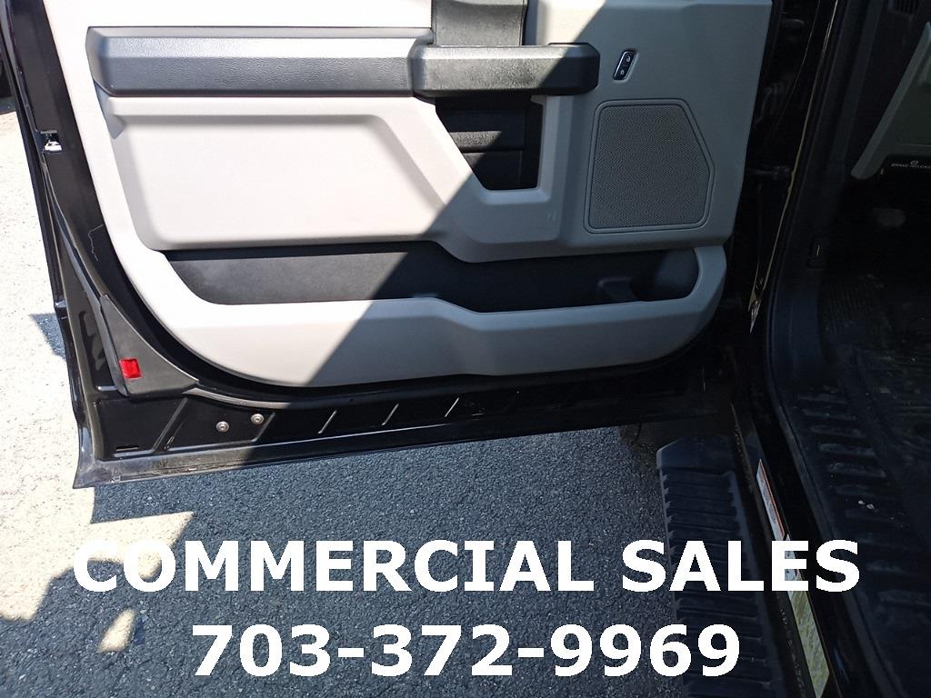 2020 Ford F-550 Super Cab DRW 4x4, Knapheide PGNB Gooseneck Platform Body #GE90013 - photo 10
