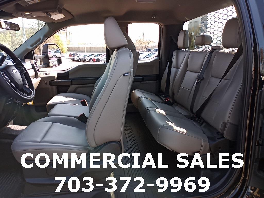 2020 Ford F-550 Super Cab DRW 4x4, Knapheide PGNB Gooseneck Platform Body #GE90013 - photo 15