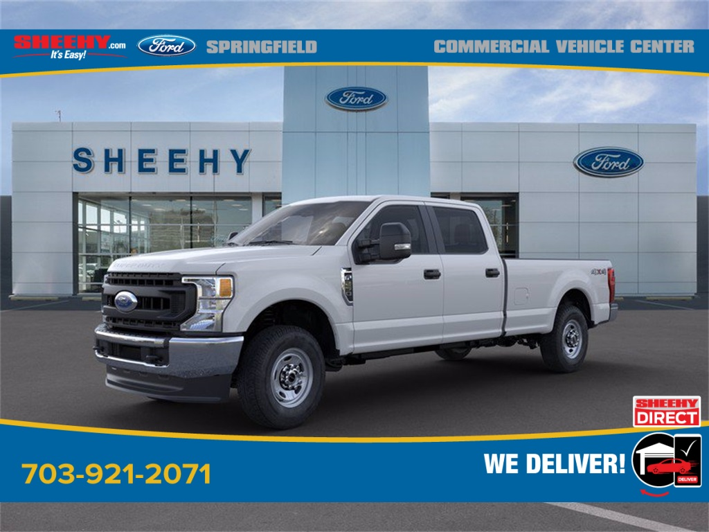 2020 Ford F-250 Crew Cab 4x4, Pickup #GE93471 - photo 4