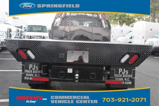 2019 F-450 Super Cab DRW 4x4,  PJ's Platform Body #GE93535 - photo 2