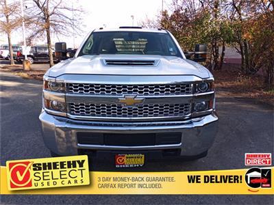 2019 Chevrolet Silverado 3500 Crew Cab 4x4, CM Truck Beds Platform Body #GE97454F - photo 6