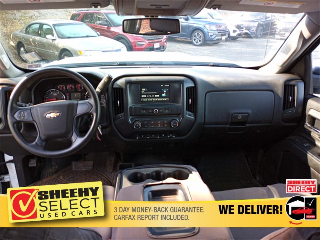 2019 Chevrolet Silverado 3500 Crew Cab 4x4, CM Truck Beds Platform Body #GE97454F - photo 12