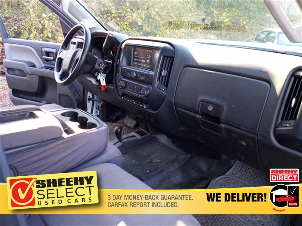 2019 Chevrolet Silverado 3500 Crew Cab 4x4, CM Truck Beds Platform Body #GE97454F - photo 13