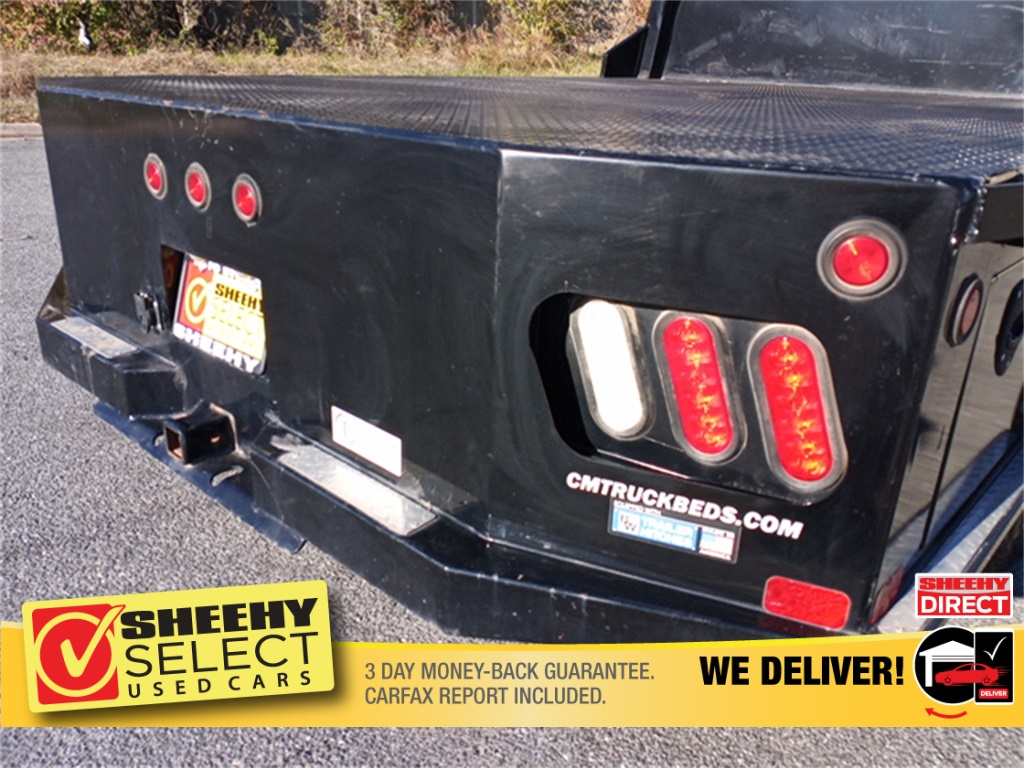 2019 Chevrolet Silverado 3500 Crew Cab 4x4, CM Truck Beds Platform Body #GE97454F - photo 23