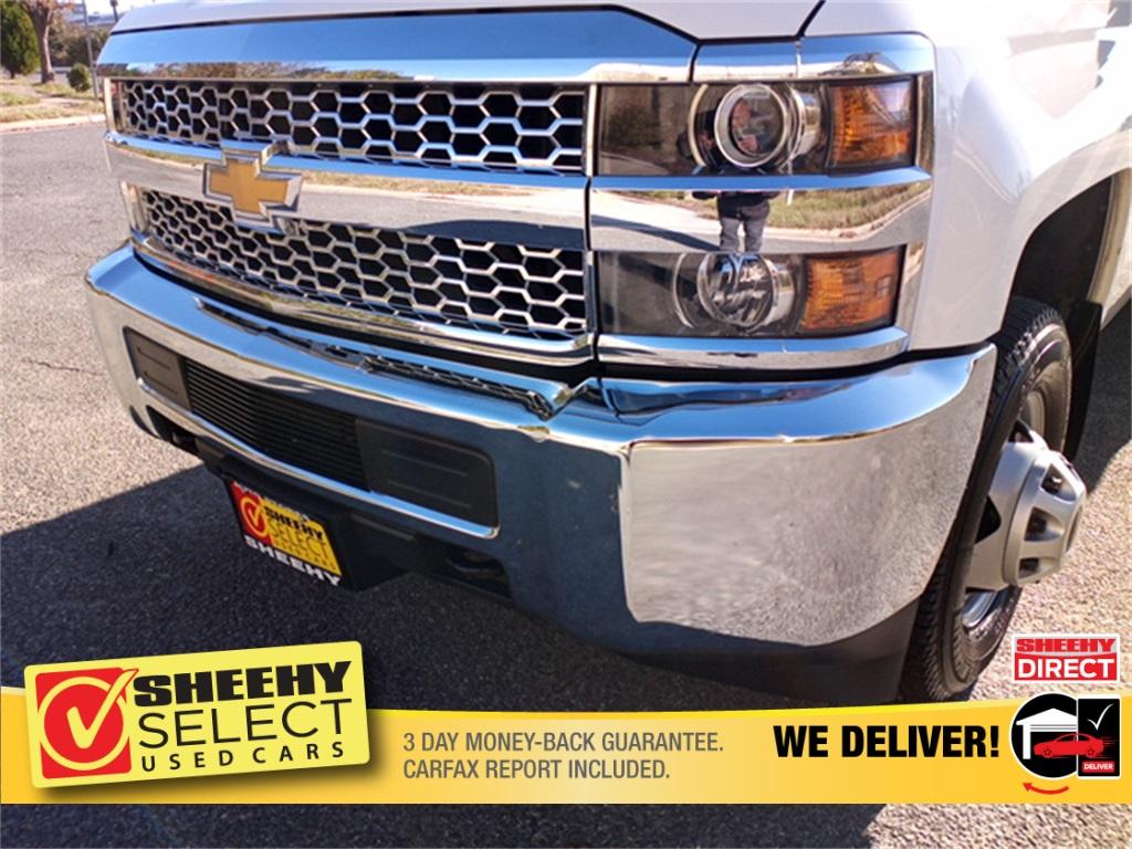 2019 Chevrolet Silverado 3500 Crew Cab 4x4, CM Truck Beds Platform Body #GE97454F - photo 25