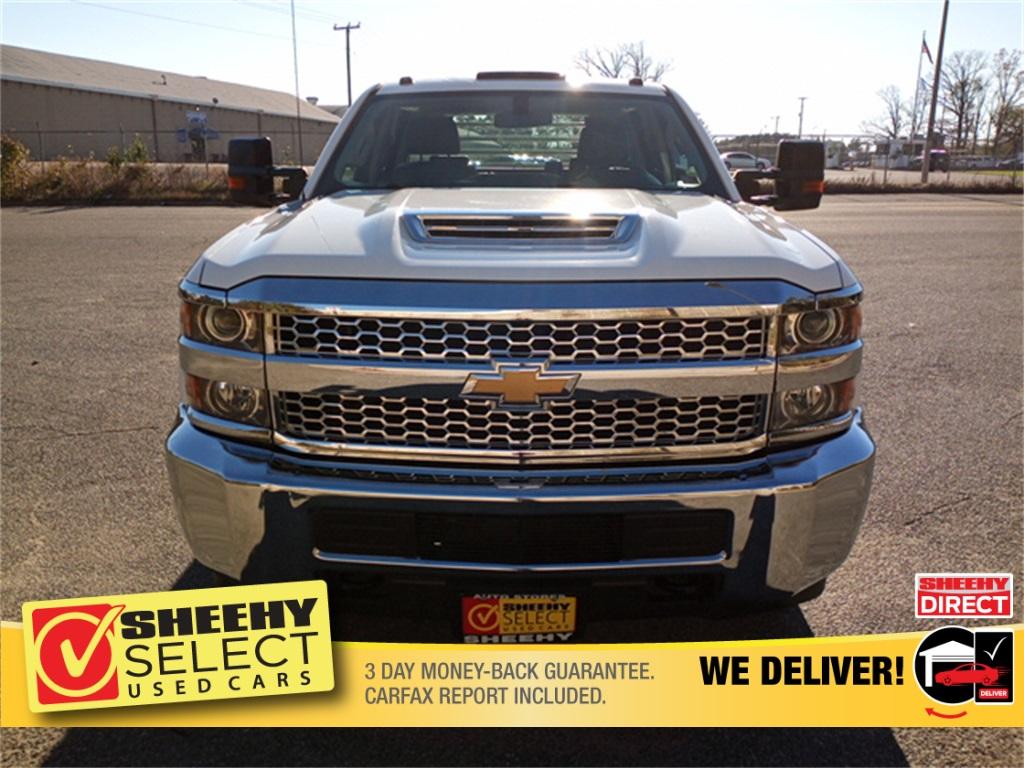 2019 Chevrolet Silverado 3500 Crew Cab 4x4, CM Truck Beds Platform Body #GE97454F - photo 26