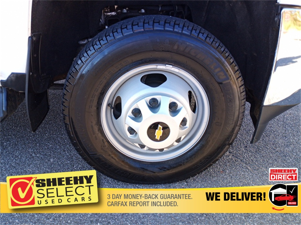 2019 Chevrolet Silverado 3500 Crew Cab 4x4, CM Truck Beds Platform Body #GE97454F - photo 28