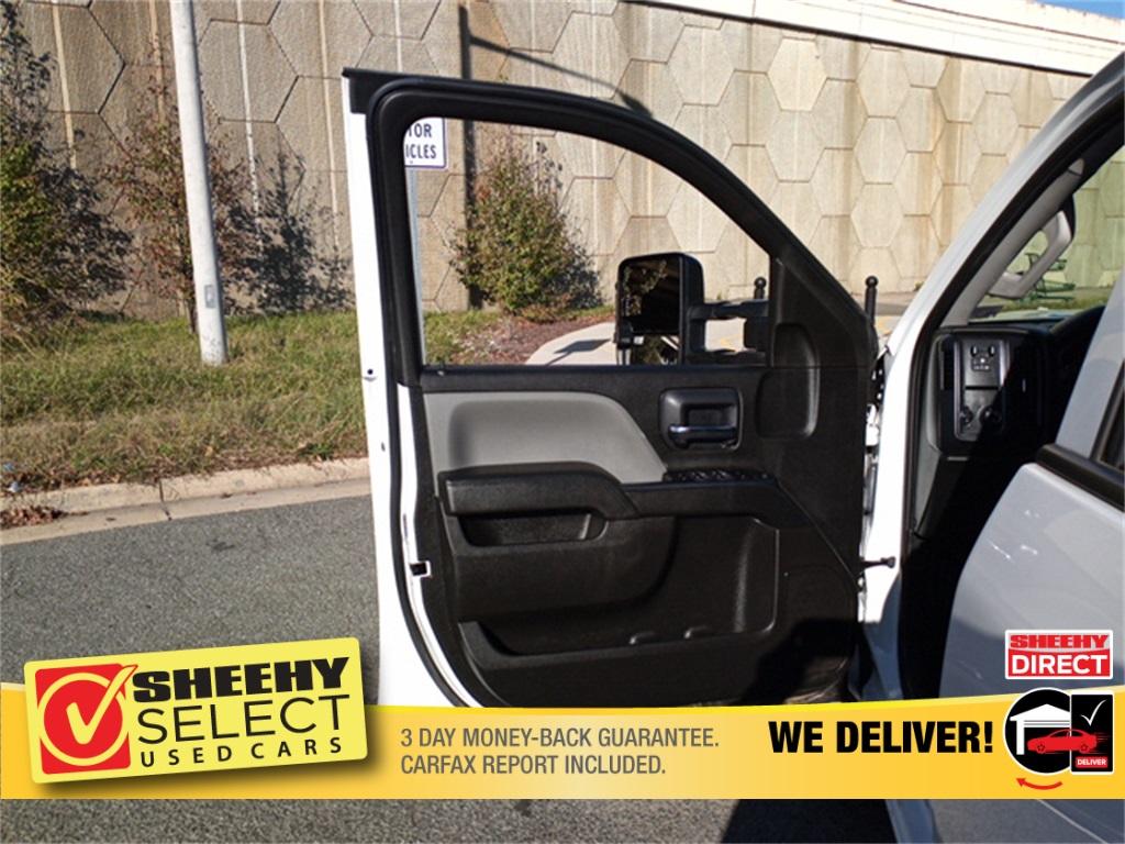 2019 Chevrolet Silverado 3500 Crew Cab 4x4, CM Truck Beds Platform Body #GE97454F - photo 33
