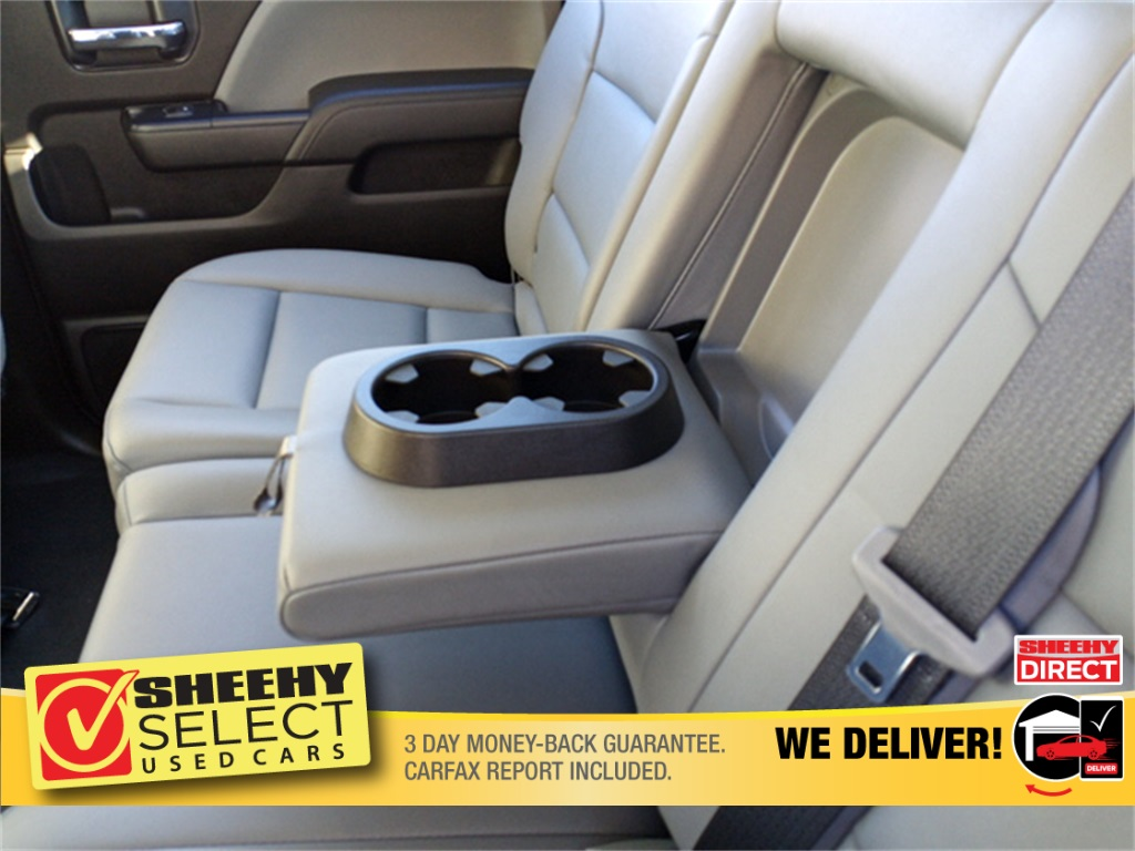 2019 Chevrolet Silverado 3500 Crew Cab 4x4, CM Truck Beds Platform Body #GE97454F - photo 40