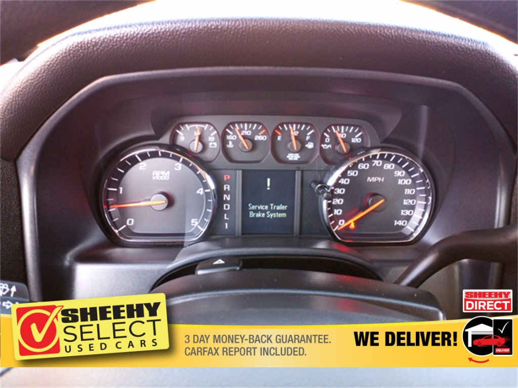 2019 Chevrolet Silverado 3500 Crew Cab 4x4, CM Truck Beds Platform Body #GE97454F - photo 47
