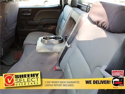 2019 Chevrolet Silverado 3500 Crew Cab 4x4, CM Truck Beds Platform Body #GE97454F - photo 11