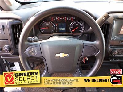 2019 Chevrolet Silverado 3500 Crew Cab 4x4, CM Truck Beds Platform Body #GE97454F - photo 16