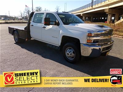 2019 Chevrolet Silverado 3500 Crew Cab 4x4, CM Truck Beds Platform Body #GE97454F - photo 18