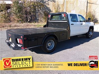 2019 Chevrolet Silverado 3500 Crew Cab 4x4, CM Truck Beds Platform Body #GE97454F - photo 19