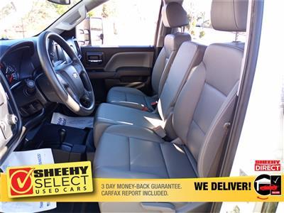 2019 Chevrolet Silverado 3500 Crew Cab 4x4, CM Truck Beds Platform Body #GE97454F - photo 45