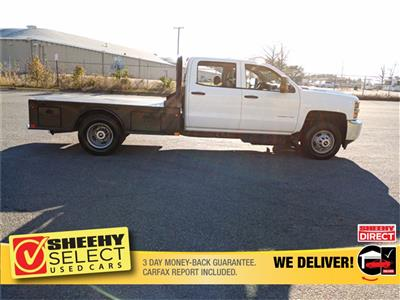 2019 Chevrolet Silverado 3500 Crew Cab 4x4, CM Truck Beds Platform Body #GE97454F - photo 67