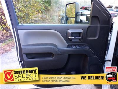 2019 Chevrolet Silverado 3500 Crew Cab 4x4, CM Truck Beds Platform Body #GE97454F - photo 8