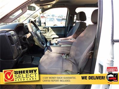 2019 Chevrolet Silverado 3500 Crew Cab 4x4, CM Truck Beds Platform Body #GE97454F - photo 9