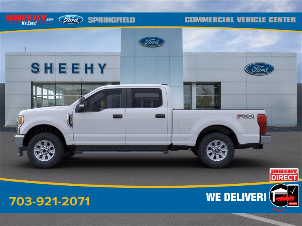 2020 Ford F-250 Crew Cab 4x4, Pickup #GE98032 - photo 6