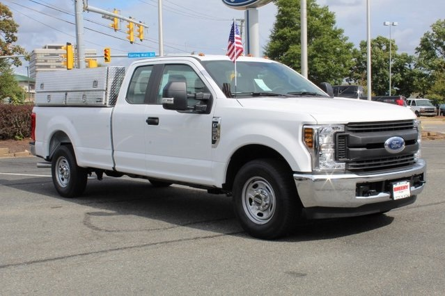 2018 F-250 Super Cab 4x2,  Pickup #GEC54262 - photo 1