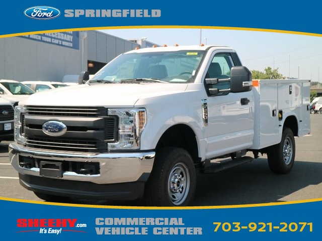 2018 F-250 Regular Cab 4x4,  Knapheide Service Body #GEC82153 - photo 4
