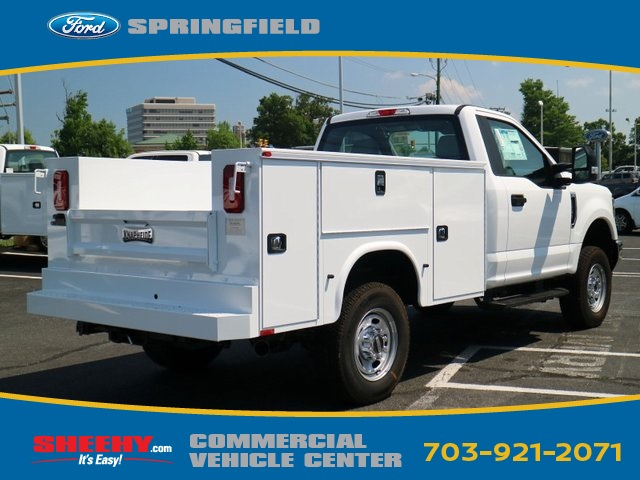 2018 F-250 Regular Cab 4x4,  Service Body #GEC82153 - photo 2