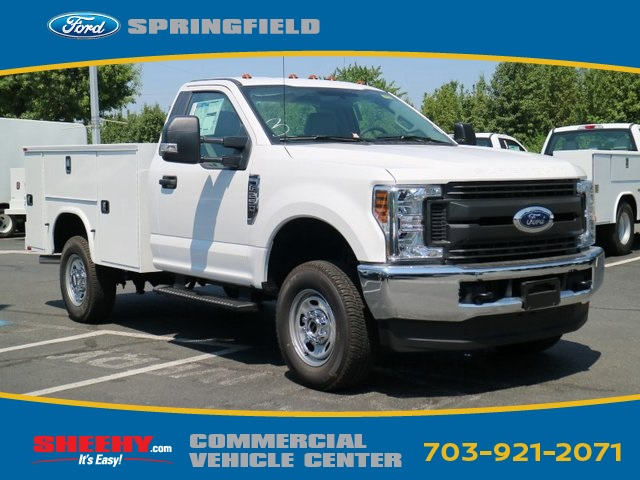 2018 F-250 Regular Cab 4x4,  Knapheide Service Body #GEC82153 - photo 25