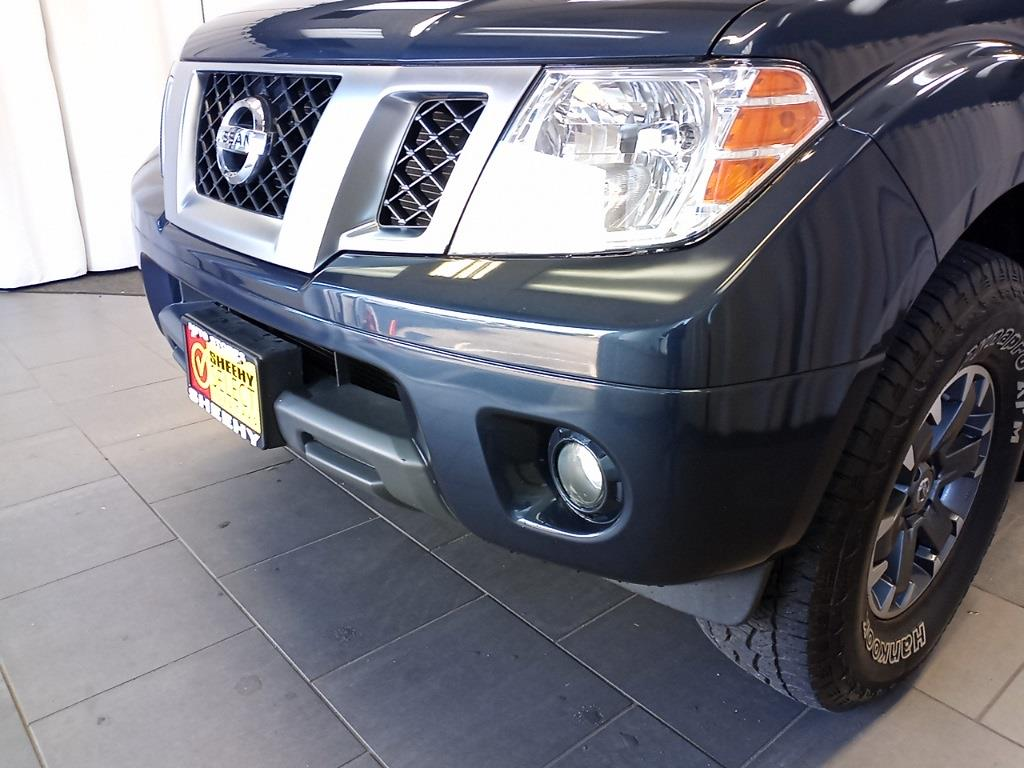 2019 Nissan Frontier Crew Cab 4x4, Pickup #GER9457 - photo 10