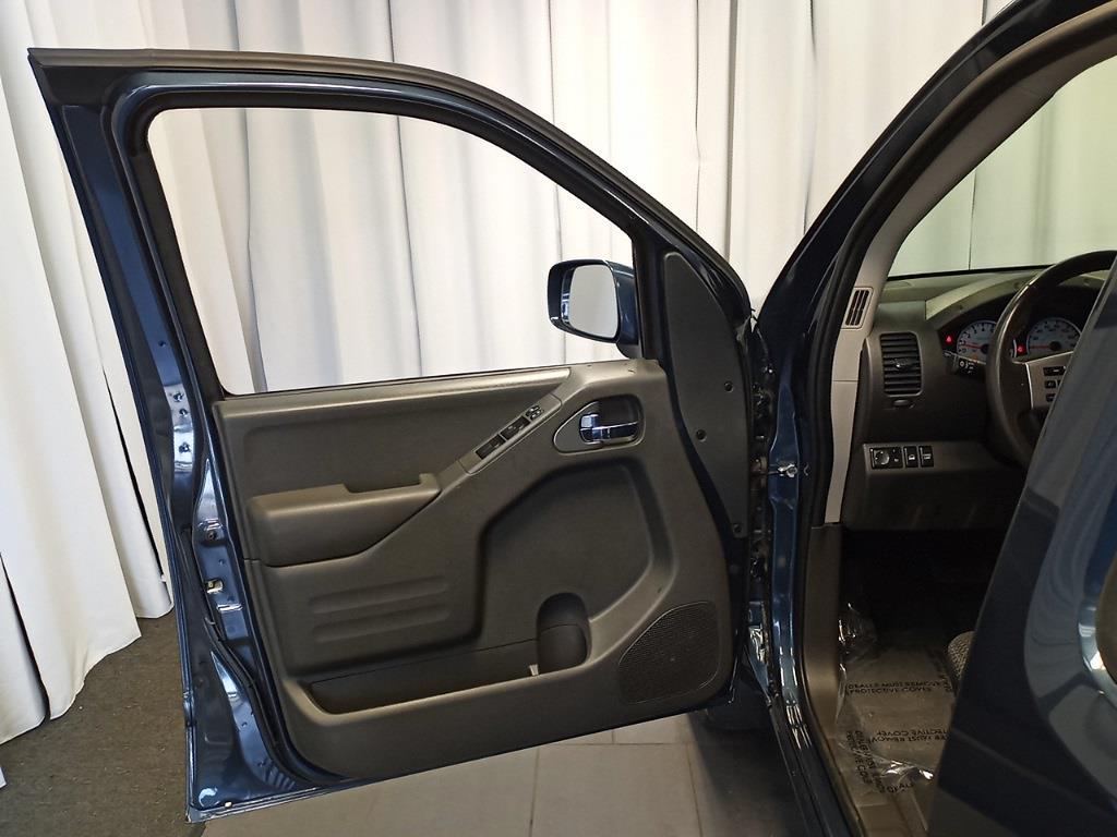 2019 Nissan Frontier Crew Cab 4x4, Pickup #GER9457 - photo 15
