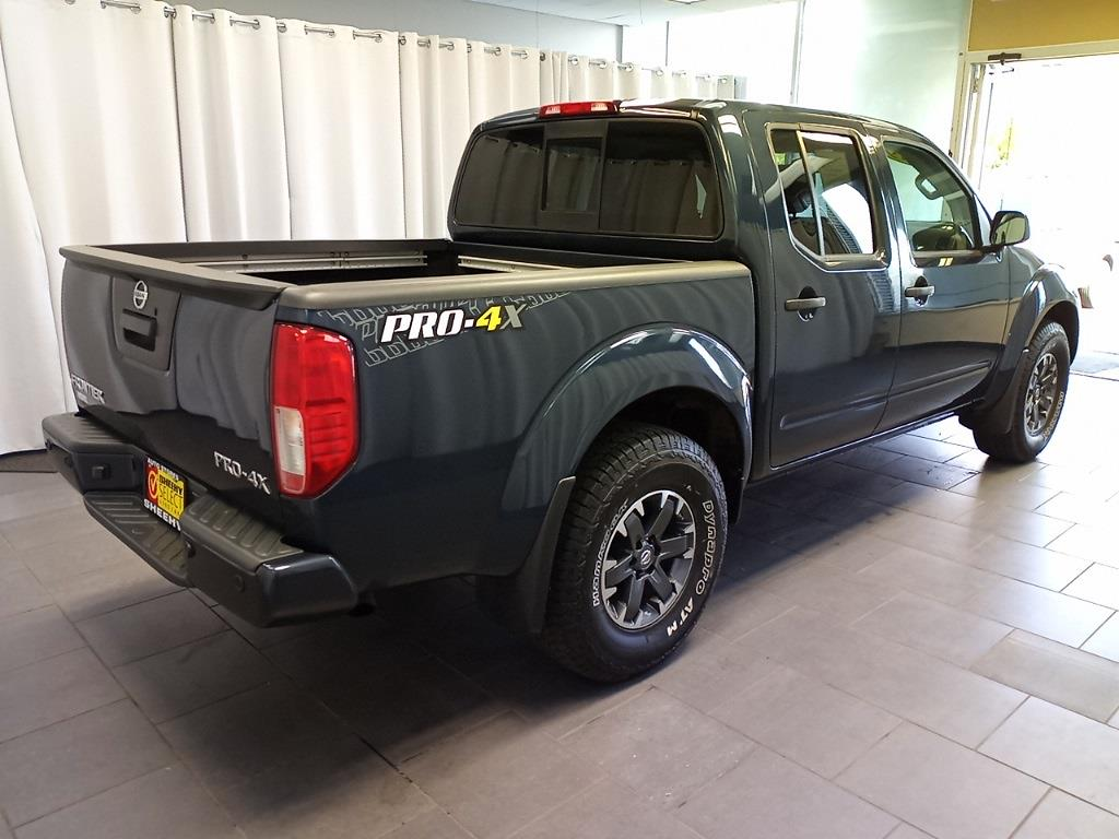 2019 Nissan Frontier Crew Cab 4x4, Pickup #GER9457 - photo 2